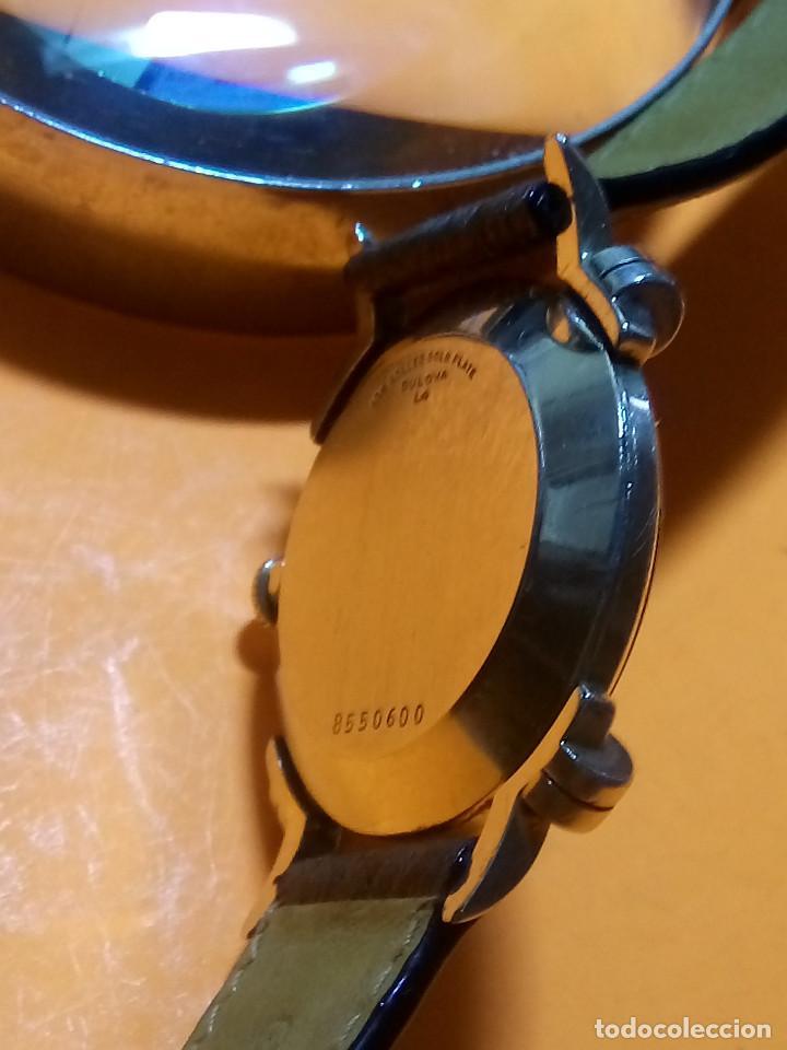 Relojes de pulsera: RELOJ BULOVA - MANUAL. AÑOS 50. FUNCIONANDO. CALIBRE 10 BT. TODO ORIGINAL. INFO EN DESCRIPCION. - Foto 4 - 141165558