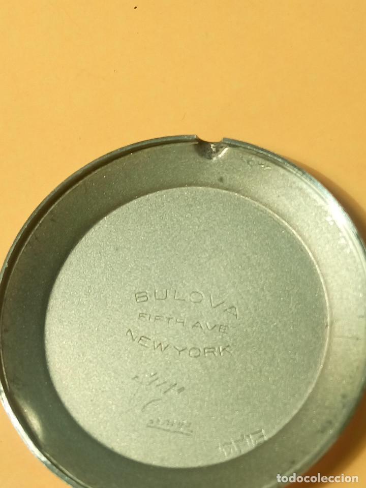 Relojes de pulsera: RELOJ BULOVA - MANUAL. AÑOS 50. FUNCIONANDO. CALIBRE 10 BT. TODO ORIGINAL. INFO EN DESCRIPCION. - Foto 9 - 141165558