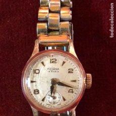 Relojes de pulsera: RELOJ MEDANA 15 RUBIS SWISS MADE MUJER. Lote 141261474