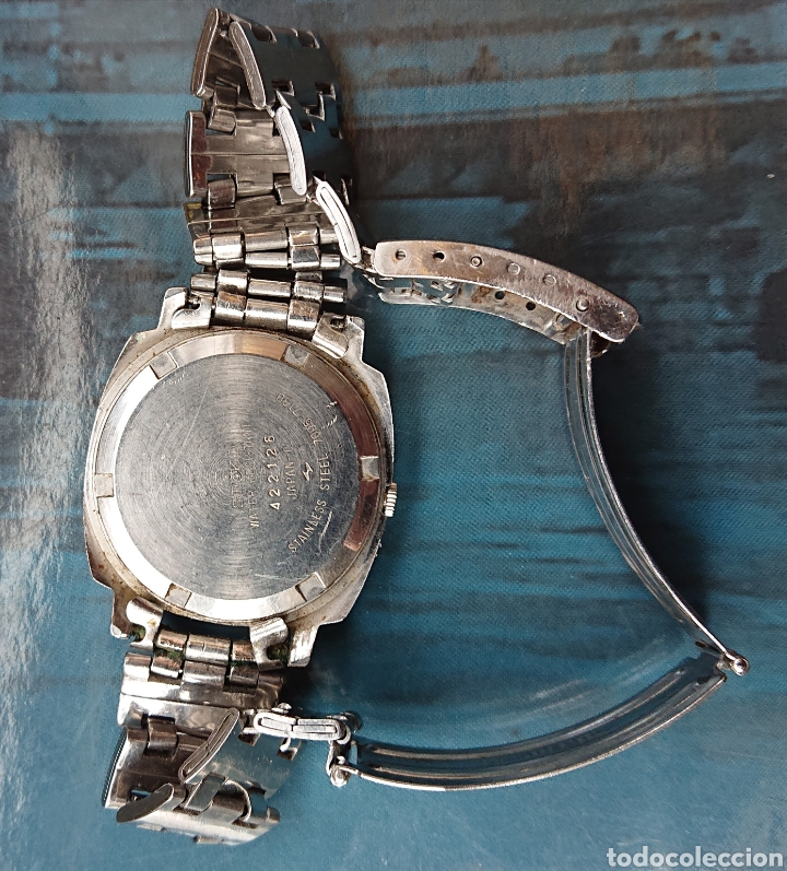 Relojes de pulsera: Lote tres relojes pulsera, seiko, orient, duward, ved fotos - Foto 6 - 141310710