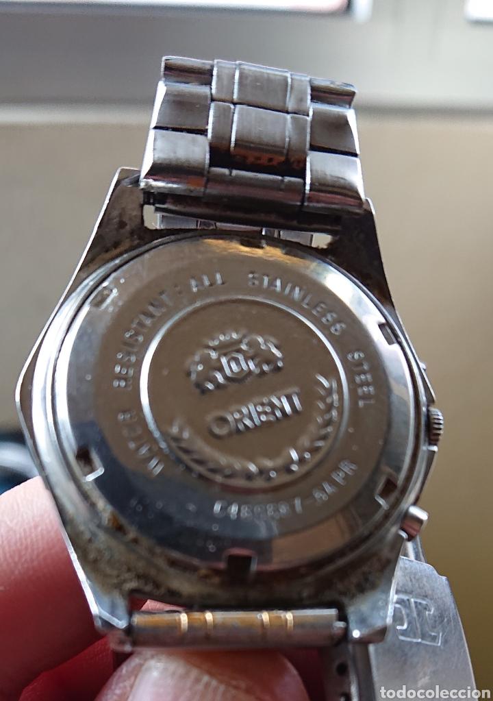 Relojes de pulsera: Lote tres relojes pulsera, seiko, orient, duward, ved fotos - Foto 7 - 141310710