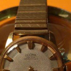 Relojes de pulsera: RELOJ DOGMA - MANUAL. AÑOS 50. BUEN ESTADO. P.ORO 10 M. FUNCIONANDO BIEN. DESCRIPCION Y FOTOS.. Lote 141450886