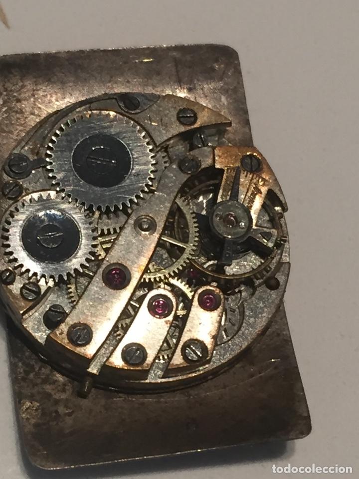 Relojes de pulsera: Antigua maquinaria de reloj (solo máquina) - Foto 3 - 152539412