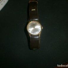 Relojes de pulsera: ANTIGUO RELOJ PULSERA MARCA AMPER 17 RUBIS FUNCIONANDO TAMAÑO CADETE CAJA 3 CM.. Lote 141555374