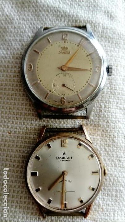 RELOJ FORTIS DE 40 MM, RELOJ RADIANT (Relojes - Pulsera Carga Manual)