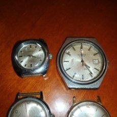 Relojes de pulsera: RELOJES. Lote 141794642