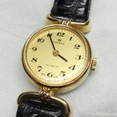 Relojes de pulsera: RELOJ DELKAR DE CARGA MANUAL 17J SWISS MADE - CAJA 22 MM. - FUNCIONANDO. Lote 141929594