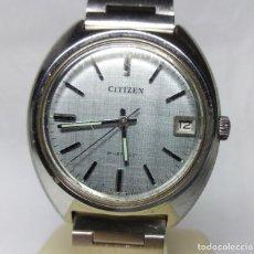 Relojes de pulsera: RELOJ CITIZEN DE CARGA MANUAL 21 JEWELS - CAJA 36 MM - FUNCIONANDO. Lote 142081374