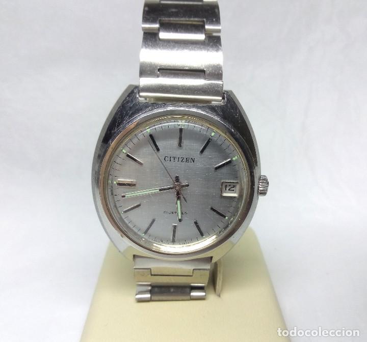 Relojes de pulsera: RELOJ CITIZEN DE CARGA MANUAL 21 JEWELS - CAJA 36 mm - FUNCIONANDO - Foto 2 - 142081374