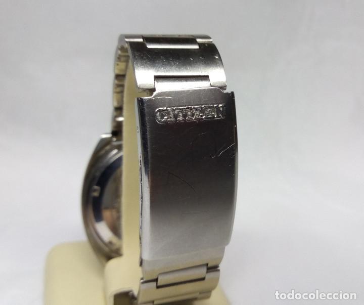 Relojes de pulsera: RELOJ CITIZEN DE CARGA MANUAL 21 JEWELS - CAJA 36 mm - FUNCIONANDO - Foto 3 - 142081374