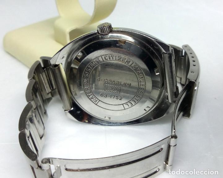 Relojes de pulsera: RELOJ CITIZEN DE CARGA MANUAL 21 JEWELS - CAJA 36 mm - FUNCIONANDO - Foto 4 - 142081374