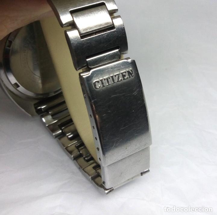 Relojes de pulsera: RELOJ CITIZEN DE CARGA MANUAL 21 JEWELS - CAJA 38 mm - FUNCIONANDO - Foto 2 - 142081946