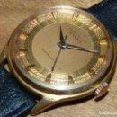 Relojes de pulsera: PRECIOSO RELOJ GALTUR DE LUXE CALIBRE AS1188 SWISS MADE 19 RUBIS AÑOS 50 RARO GRAN TAMAÑO COLECCIÓN. Lote 142275534