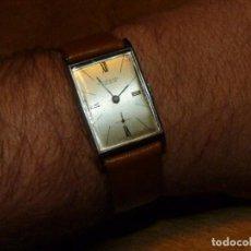 Relojes de pulsera: BELLO RELOJ UNIVERSAL GENEVE SWISS MADE RARO CALIBRE 230 AÑOS 40 DIFÍCIL ELEGANTE VINTAGE COLECCIÓN. Lote 142276390