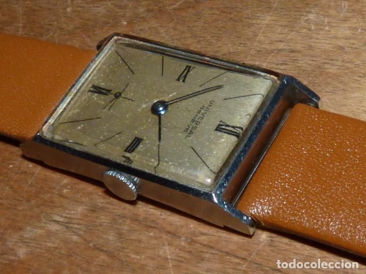 Relojes de pulsera: Bello reloj Universal Geneve swiss made raro calibre 230 años 40 difícil elegante vintage colección - Foto 3 - 142276390