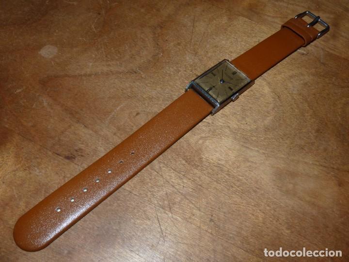Relojes de pulsera: Bello reloj Universal Geneve swiss made raro calibre 230 años 40 difícil elegante vintage colección - Foto 5 - 142276390