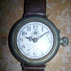 Relojes de pulsera: RELOJ CUERVO Y SOBRINOS, ROSKOPF. Lote 142328930