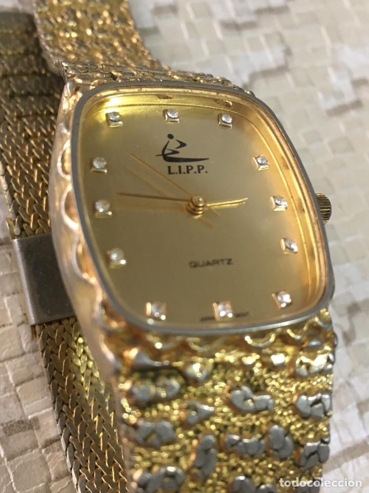RELOJ LIPP (Relojes - Pulsera Carga Manual)