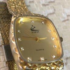 Relojes de pulsera: RELOJ LIPP. Lote 142403469