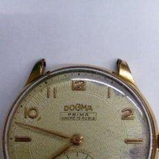 Relojes de pulsera: RELOJ DOGMA PRIMA. Lote 142462250