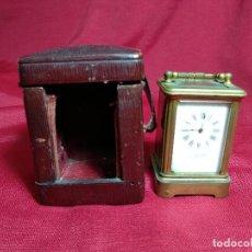 Wristwatches: RELOJ DE CARRUAJE LE ROY ET FILS, SIGLO XIX.. Lote 142625694