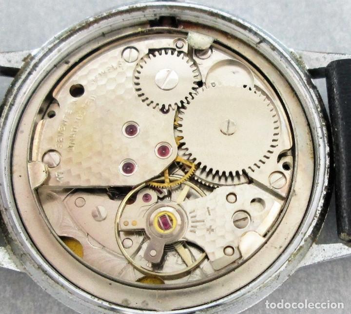 Relojes de pulsera: reloj pratina de cuerda, funcionando, hombre, 35 mm s.c.c. tiene arañazos en cristal. - Foto 2 - 142862714