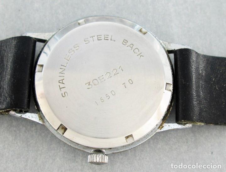 Relojes de pulsera: reloj pratina de cuerda, funcionando, hombre, 35 mm s.c.c. tiene arañazos en cristal. - Foto 3 - 142862714