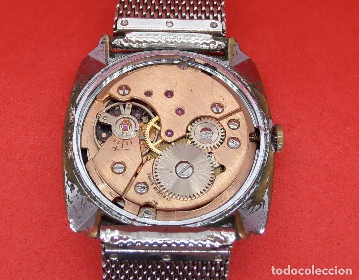 Relojes de pulsera: reloj vanroy de cuerda, funcionando, se adelanta mucho, hombre, 31 mm s.c.c.vintage. - Foto 2 - 142865046