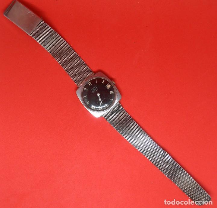 Relojes de pulsera: reloj vanroy de cuerda, funcionando, se adelanta mucho, hombre, 31 mm s.c.c.vintage. - Foto 4 - 142865046