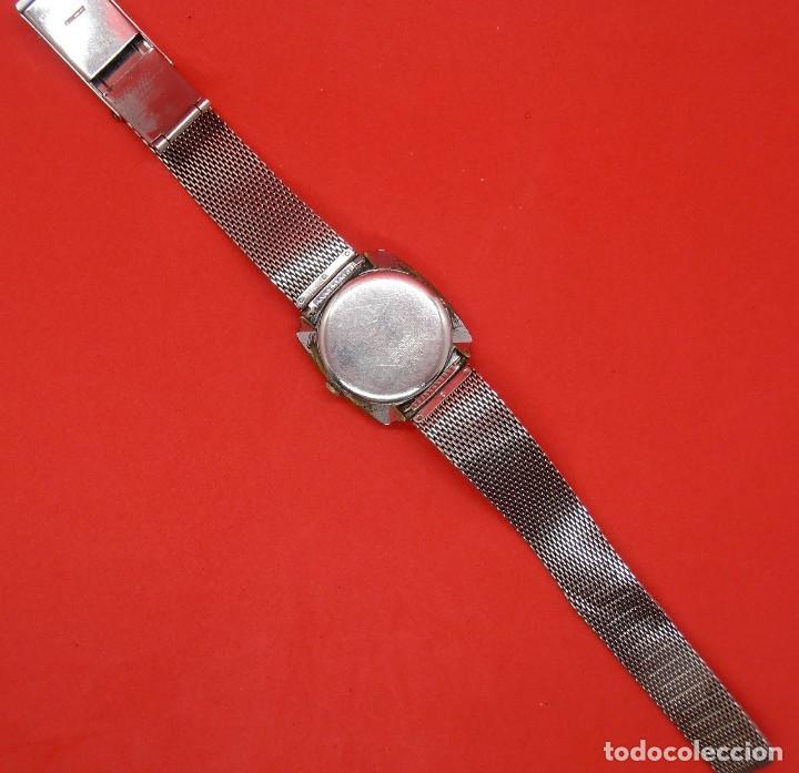 Relojes de pulsera: reloj vanroy de cuerda, funcionando, se adelanta mucho, hombre, 31 mm s.c.c.vintage. - Foto 5 - 142865046