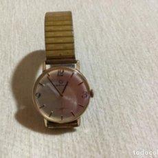 Relojes de pulsera: RELOJ CERTINA CHAPADO ORO.AÑOS 60.FUNCIONA PERFECTAMENTE.PULSERA EXTENSIBLE.ELEGANTE.. Lote 143010470