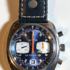 Relojes de pulsera: HERMA CRONO LE MANS. Lote 143078358
