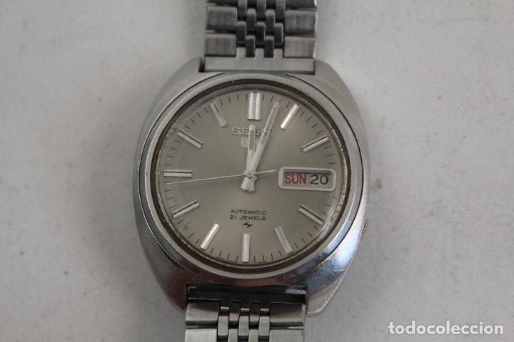 Relojes de pulsera: reloj seiko automatic 21 jewels - Foto 2 - 143126338