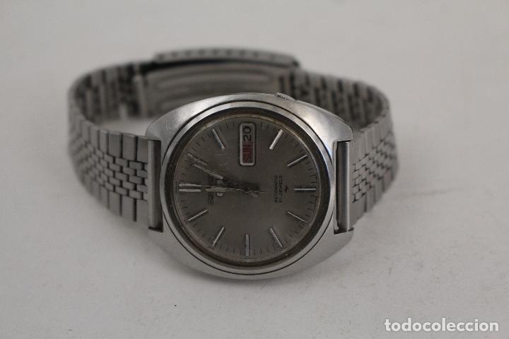 Relojes de pulsera: reloj seiko automatic 21 jewels - Foto 4 - 143126338