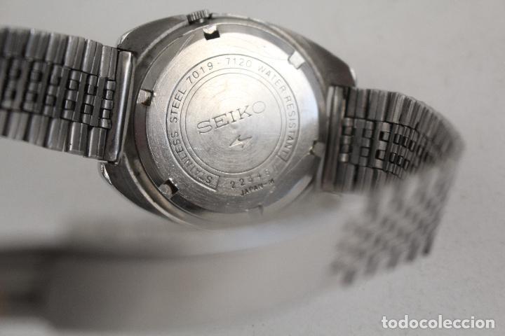 Relojes de pulsera: reloj seiko automatic 21 jewels - Foto 5 - 143126338