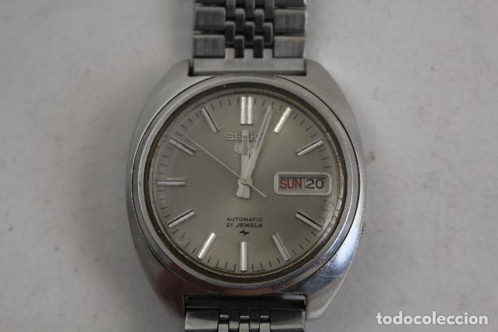 Relojes de pulsera: reloj seiko automatic 21 jewels - Foto 7 - 143126338
