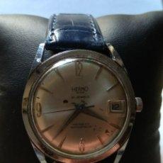 Relojes de pulsera: RELOJ HERMO SUIZO. Lote 143164357