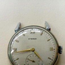 Relojes de pulsera: RELOJ ETERNA DE CUERDA . Lote 143169110