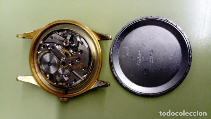 Relojes de pulsera: Inmenso Reloj Certina de 38,5 mm - Foto 5 - 143203762