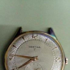 Relojes de pulsera: INMENSO RELOJ CERTINA DE 38,5 MM . Lote 143203762