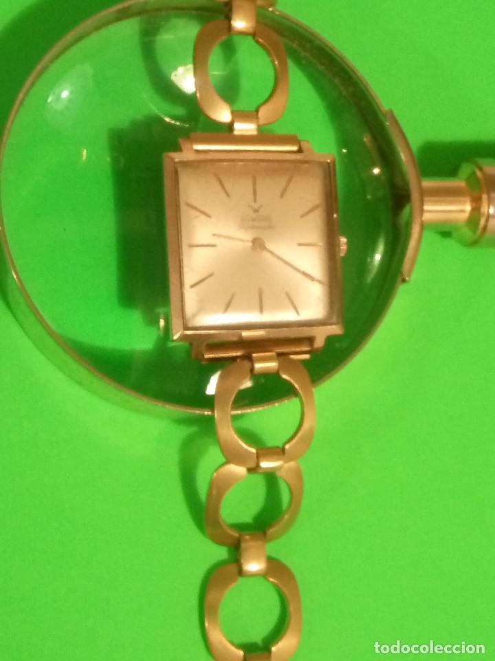 Relojes de pulsera: D U W A R D - MANUAL. AÑOS 50. FUNCIONANDO. 27.60 MM. ((( IMPECABLE ))) INFO EN DESCRIPCION. - Foto 12 - 143567754