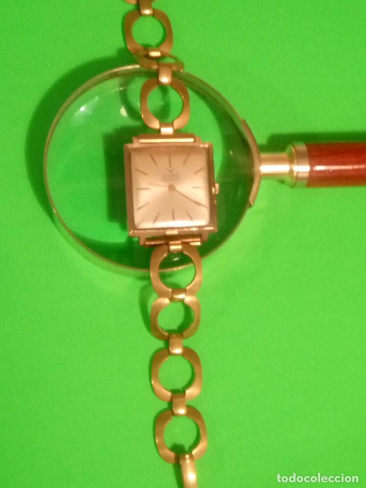 Relojes de pulsera: D U W A R D - MANUAL. AÑOS 50. FUNCIONANDO. 27.60 MM. ((( IMPECABLE ))) INFO EN DESCRIPCION. - Foto 2 - 143567754