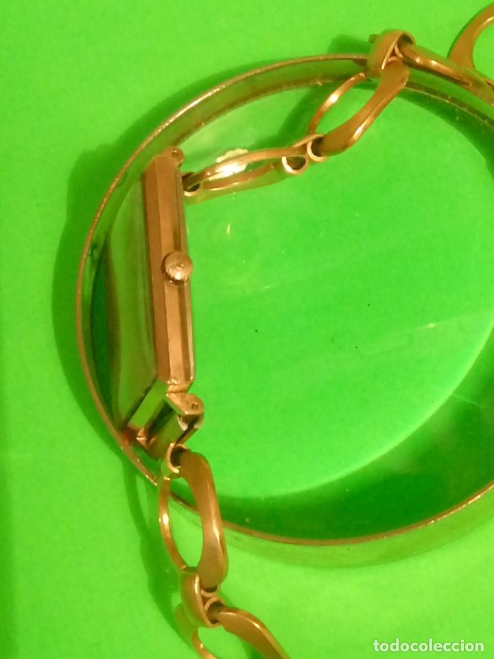 Relojes de pulsera: D U W A R D - MANUAL. AÑOS 50. FUNCIONANDO. 27.60 MM. ((( IMPECABLE ))) INFO EN DESCRIPCION. - Foto 3 - 143567754