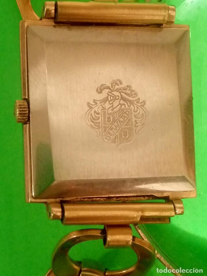 Relojes de pulsera: D U W A R D - MANUAL. AÑOS 50. FUNCIONANDO. 27.60 MM. ((( IMPECABLE ))) INFO EN DESCRIPCION. - Foto 5 - 143567754