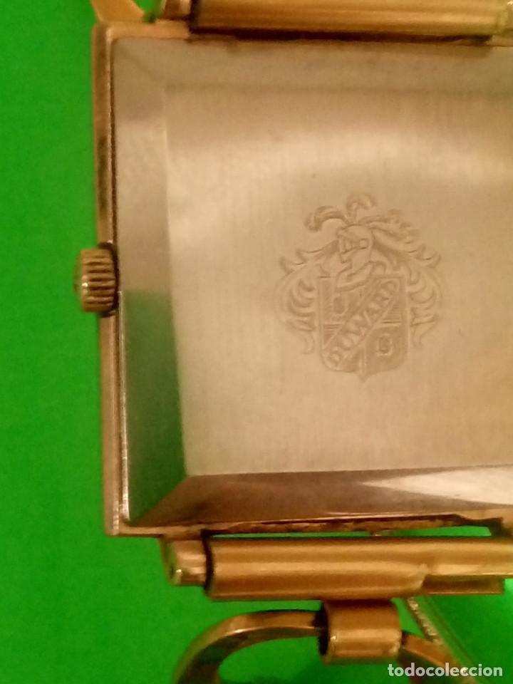 Relojes de pulsera: D U W A R D - MANUAL. AÑOS 50. FUNCIONANDO. 27.60 MM. ((( IMPECABLE ))) INFO EN DESCRIPCION. - Foto 6 - 143567754