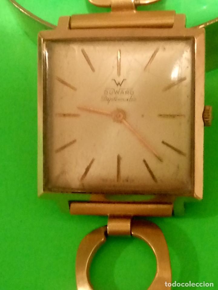 D U W A R D - MANUAL. AÑOS 50. FUNCIONANDO. 27.60 MM. ((( IMPECABLE ))) INFO EN DESCRIPCION. (Relojes - Pulsera Carga Manual)