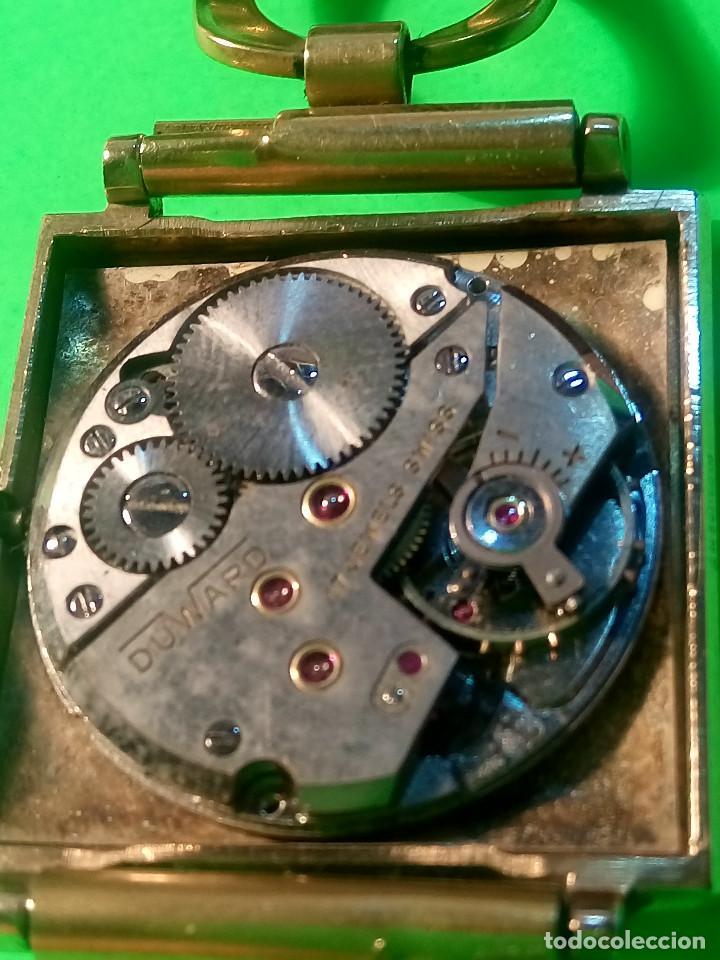 Relojes de pulsera: D U W A R D - MANUAL. AÑOS 50. FUNCIONANDO. 27.60 MM. ((( IMPECABLE ))) INFO EN DESCRIPCION. - Foto 11 - 143567754
