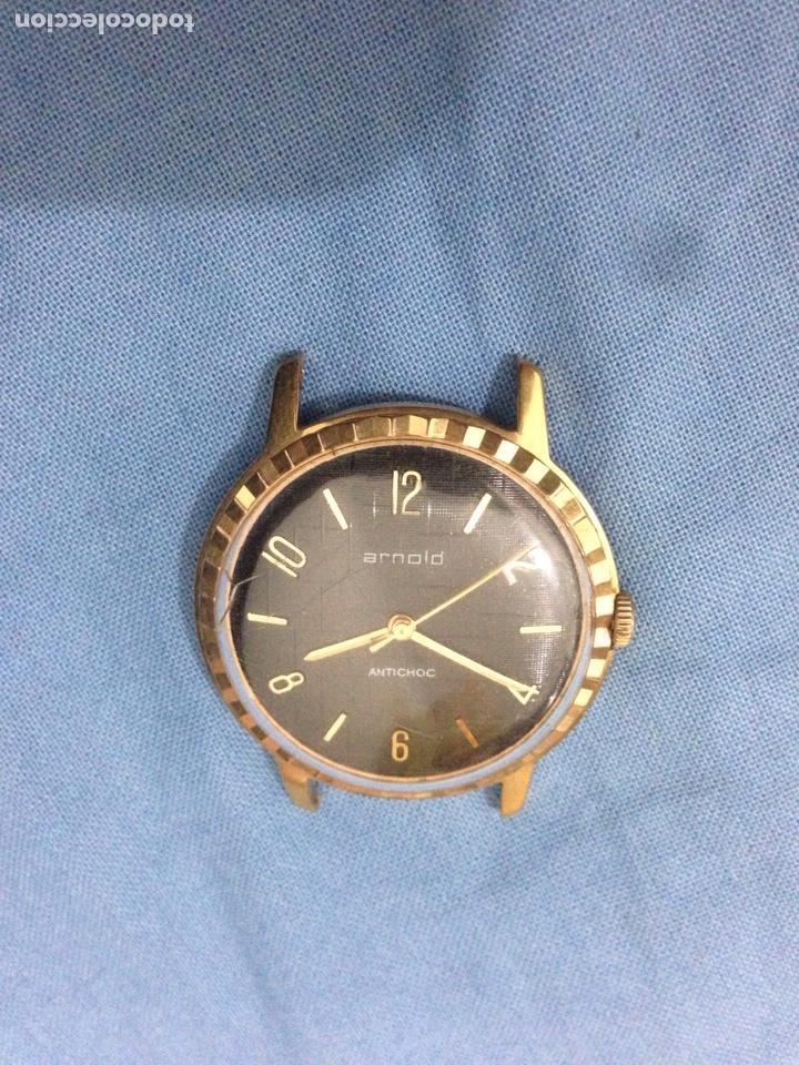 Relojes de pulsera: Reloj Arnold 17 Jewels - Foto 3 - 143588772