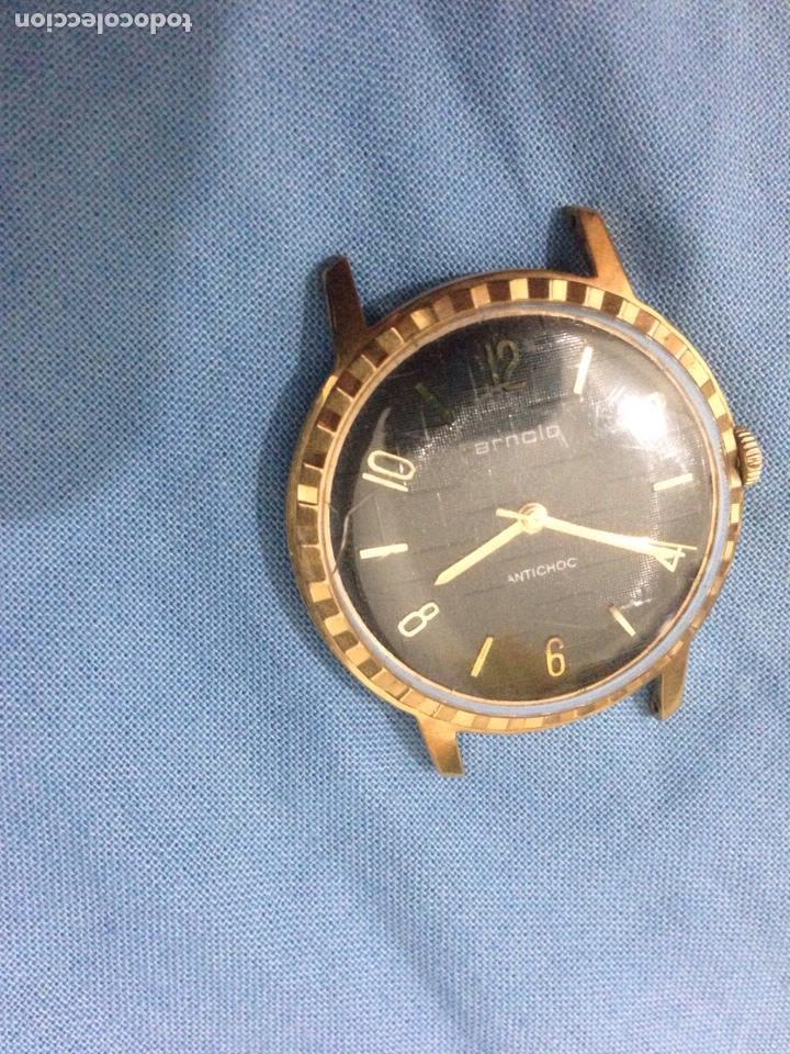 Relojes de pulsera: Reloj Arnold 17 Jewels - Foto 4 - 143588772