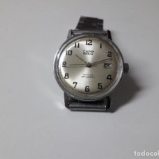 Relojes de pulsera: RELOJ DE CUERDA. Lote 143654142